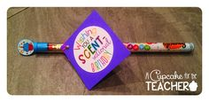 Scent-sational Birthday! {Featuring Astrobrights #25DaysofColor} - A Cupcake for the Teacher
