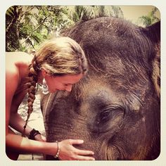 Joss Stone, Life Is Beautiful, Beautiful People, Unexpected Relationships, Elephants Never Forget, Boho Gypsy, Bohemian, Spirit Soul, Odd Couples