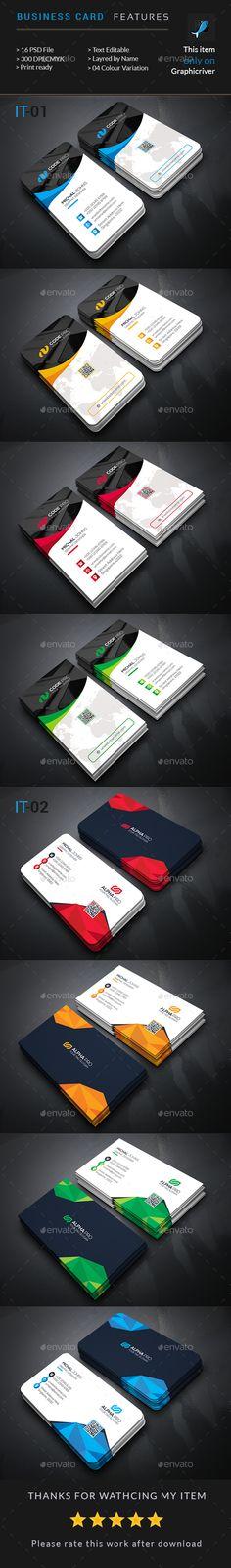 Soft Card Card Bundle - Business Cards Print Templates Download here : https://graphicriver.net/item/soft-card-card-bundle/18933758?s_rank=116&ref=Al-fatih
