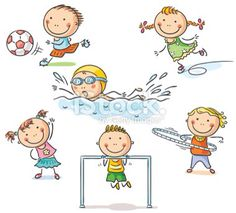 Kids and their sports activities. Little kids and their sports activities ,You can find Sports and more on our website.Kids and their sports activities. Little kids and their sp. Art Drawings For Kids, Drawing For Kids, Art For Kids, Stick Figure Drawing, Diabetic Dog, Sketch Notes, Stick Figures, Sports Activities, Kids Sports