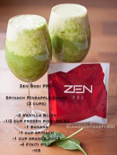 Zen Bodi Pro is a protein shake with easily digestible proteins from whey, pea and brown rice, fiber and 10 Billion probiotics so you can start your day off right. www.zenspain.jeunesseglobal.com