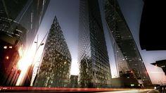 The Blade / Dominique Perrault Architecture,© Luxigon / DPA / Adagp