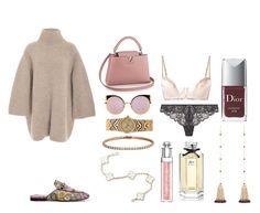 """""""Без названия #1297"""" by txmila on Polyvore featuring мода, Gucci, La Perla, Fendi и Christian Dior"""