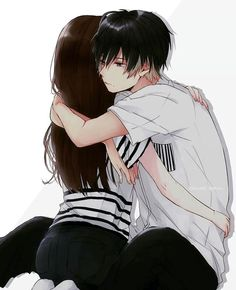 Love by chance parejas: anime love couple, anime y. Couple Anime Manga, Couple Amour Anime, Anime Couple Kiss, Anime Cupples, Anime Couples Hugging, Anime Couples Drawings, Cute Anime Couples, Couple Hugging, Romantic Anime Couples