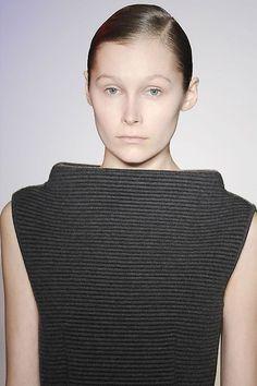 knitgrandeur:  Jil Sander   Fall 2009 Ready-to-Wear Collection