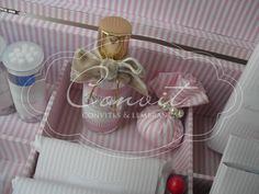 caixa com kit personalizado para toillete