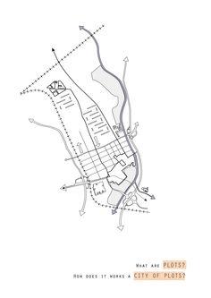 Urban Analysis of Ostrava, 'City Of Plots', Image by Toon De Keyser