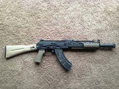 Arsenal Ak SLR 107 Texas Weapons System - M14 Forum