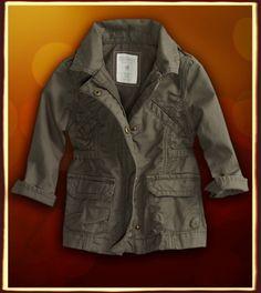 77 Girly Field Jacket