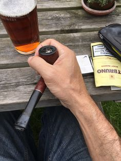Adventures in pipe smoking : Photo