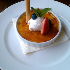 Vanilla Creme Brulee - Bistro Boudin - Zmenu, The Most Comprehensive Menu With Photos