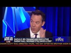 "Greg Gutfeld: ""The IRS In Charge of Obamacare, is Like a Junkie Running"