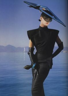 theirry mugler. V