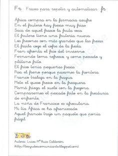 Frases oaea afianzar el sinfon /fr/