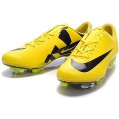 6cbe7222fa Yellow black SoccerFootball Cleats 2011 Nike Mercurial Vapor SuperFly III FG  CR7 Safari Nike Free Runs