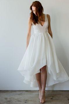 Little White Dress- Carol Hannah- Nikita $835