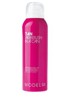 Best self tanner spray ever!   Quick tip: Wear gloves, spray in the shower and rub it using your hands once you spray it. Then do a quick rinse in the shower. (I use one of those handheld shower heads) without rubbing or anything. Pat dry and you will have a fabulous natural looking tan. :)    Love Love this product! Approx: $30- $35.00 a bottle.