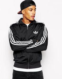 Adidas Originals | Adidas Originals Firebird Tracksuit Top at ASOS