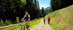 The clearly arranged and family-friendly leisure-region guarantees fun and action! Dürrnberg bei Hallein, near Salzburg, invites with special offers as you can find them hardly otherwise. Salzburg, Berg, Fun, Hilarious