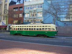 Frisco tram aka San Francisco