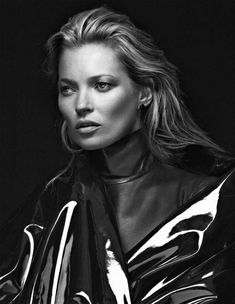 Kate Moss by Bryan Adams for Zoo Fall 2013 • Minimal . / Visual .