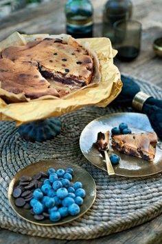 Chocolade cheesecake | Pascale Naessens