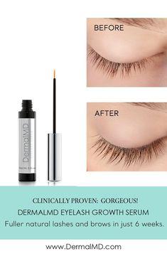 How To Grow Eyelashes, Eyelash Growth Serum, Natural Eyelashes, Rosacea, Lipstick, Beauty, Lipsticks, Beauty Illustration