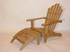 How to Build a Adirondack Chair step by step guide to do it yourself wood working