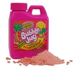 Hubba Bubba Bubble Jug! I loved (and still love) gum!