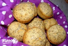 Muffin, Breakfast, Food, Poppy, Morning Coffee, Essen, Muffins, Meals, Cupcakes