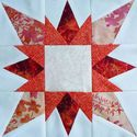 Little Bunny Quilts: Starburst Quilt Along Week #2 -- Block #2 Introduction and Block #1 link-up