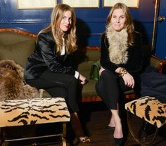Sister, Sister: Veronica Beard Private Dinner in Celebration of the Fall 2013 Collection - Parties