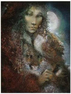 Susan Seddon-Boulet - one of my fave artists