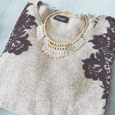 Ou avec celui ci ??? A Shopper sur mon site ( lien dans ma bio ) http://ift.tt/1P5gAbZ http://ift.tt/1lmkJx3 #stelladot#stelladotfr #stellaanddot #stelladotstyle#bijou #accessoire #collier#bracelet#boucledoreille #instasmile #instamode #mode#fashion#stelladotstylist#vdi#stelladotfrance #bijoux#accessoires#mode#ashernecklace