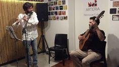Bruno Teixeira Mancini - Flauta e Victor Guelber - Violão de 7 Cordas. I...