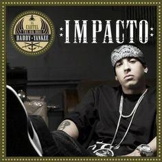 Caratula Frontal de Daddy Yankee - Impacto (Cd Single)
