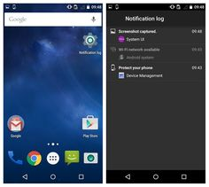 Get Back discarded notifications on Android -  ##retrieve #android #notifications