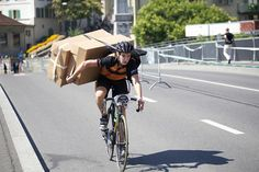 We are the #bicycle #couriers Make a conscious choice for your deliveries.