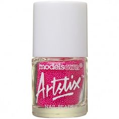 modelsown Artstix Nail Beads Neon Pink