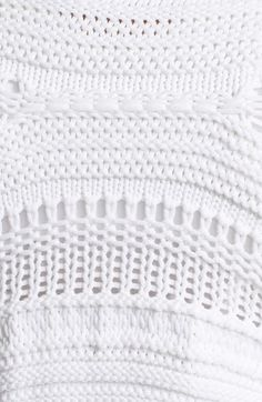 Helmut Lang Loose Knit Crop Sweater   Nordstrom
