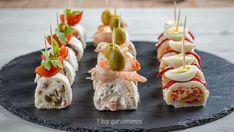 Sushi, Ethnic Recipes, Food, Ethnic Food, Food Cakes, Eten, Meals, Sushi Rolls, Diet