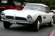 BMW 507 Series I Roadster 1957