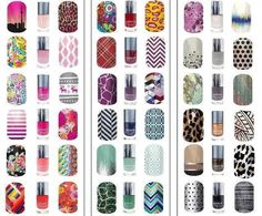 Jamberry Nails the hottest trends in nails. over 300 nail designs to choose from! No chipping! Last over three weeks and the best of all NO Salon prices!. Get yours today!  For a free sample,to order or book your party  contact me :)  http://www.tabathacase.jamberrynails.net  #jamberry #nails #diy