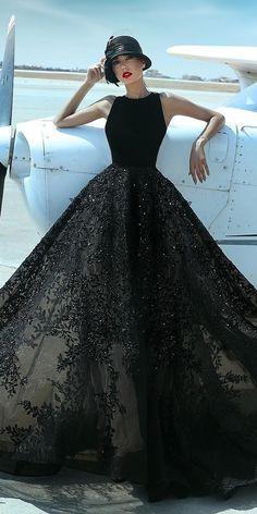 elegant abendkleider lang schwarz spitze a linie abendmmoden abiballkleider modellnummer xy165
