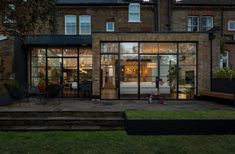 Tactile House by Thomas and Spiers Architects
