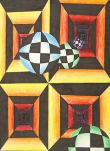 Op ARt 8th grade#Repin By:Pinterest++ for iPad#