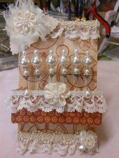 Handmade Vintage Stickpin Holder & Pins by jennings644 on Etsy, £7.00