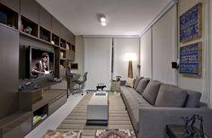 No tom da madeira. Veja: http://casadevalentina.com.br/projetos/detalhes/no-tom-da-madeira-576 #decor #decoracao #interior #design #casa #home #house #idea #ideia #detalhes #details #style #estilo #casadevalentina #wood #madeira #livingroom #saladeestar