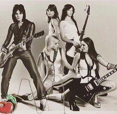 Joan Jett, Glam Rock, Pop Punk, Hard Rock, Heavy Metal, Rock And Roll, Sandy West, Dark Wave, Cherie Currie