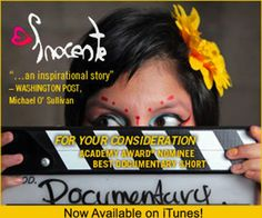 Film About Then-Homeless San Diego Teen Nominated for Oscar | Inocente Official Trailer by Shine Global.